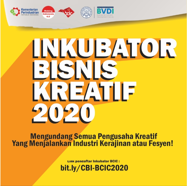 Creative Business Incubator 2020